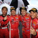「ピレリスーパー耐久シリーズ2018ST-Xクラスシリーズチャンピオン獲得!」